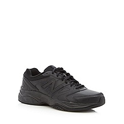 New Balance - Black Gym Mx624 trainers
