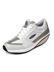 White Moja trainers