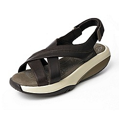 MBT - Chocolate 'Habari' sandals