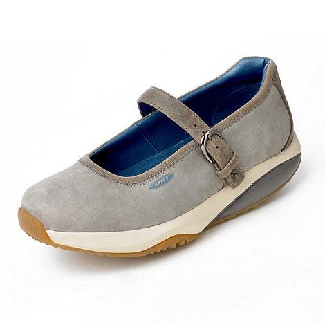 MBT - Grey +Tunisia+ sandals