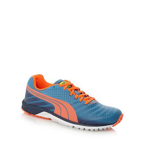 Puma - Blue +FAAS 300+ running trainers