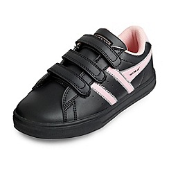 Gola - Black girls 'St Helens' trainers