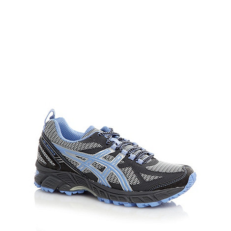 ASICS - Grey +Gel Enduro 9+ trainers