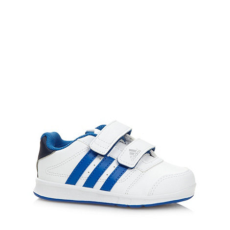 adidas - Boy+s white +LK Trainer 5+ trainers