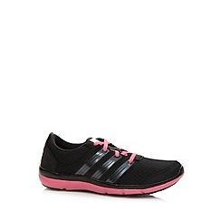 adidas - Black 'Element Soul' mesh running trainers