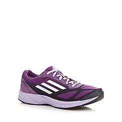adidas - Purple 'Lite Pacer' running trainers