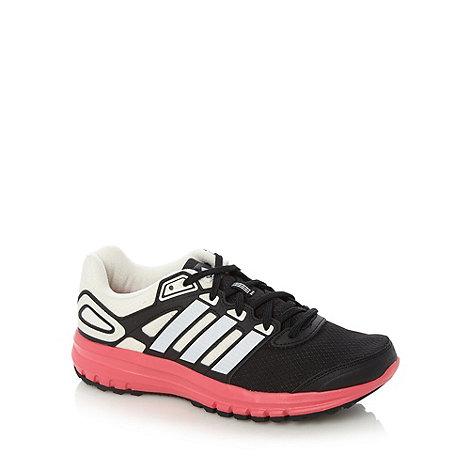 adidas - Black +Duramo 6+ running trainers