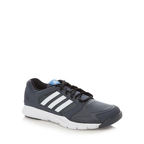 adidas - Dark grey +Essential Star+ trainers