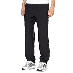 Under Armour - Black woven jogging bottoms