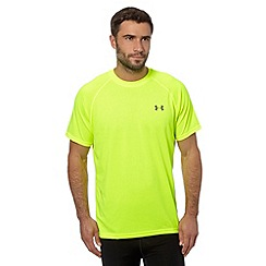 Under Armour - Yellow neon loose fit t-shirt