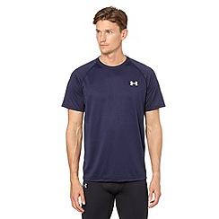Under Armour - Navy crew neck t-shirt