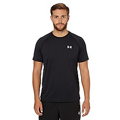 Under Armour - Black loose 'Heat Gear' t-shirt