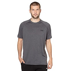 Under Armour - Dark grey logo t-shirt