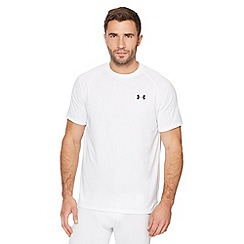 Under Armour - White crew neck t-shirt