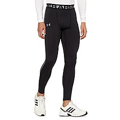 Under Armour - Black 'Cold Gear' gym leggings