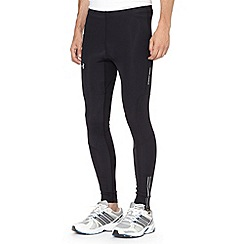 Under Armour - Black compression running leggings