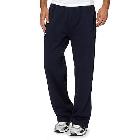 Canterbury - Navy straight leg jogging bottoms