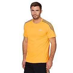 adidas - Neon orange short sleeved top