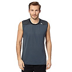 adidas - Dark blue 'Climacool' vest