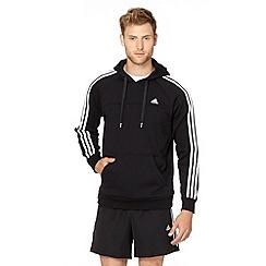 adidas - Black pull over hoodie