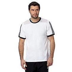 adidas - White 'Climacool' t-shirt