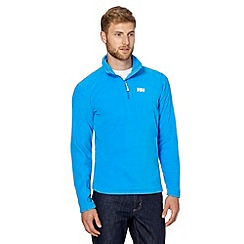 Helly Hansen - Blue zip neck fleece