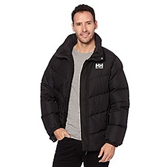 Helly Hansen - Black down filled zip through jacket