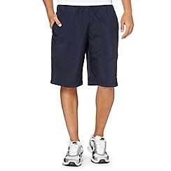 Nike - Navy woven shorts