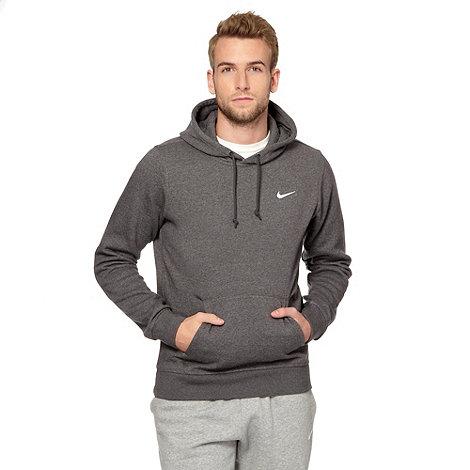 Nike - Dark grey pullover hoodie