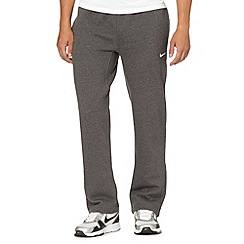 Nike - Dark grey 'Club' jogging bottoms
