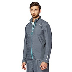 Puma - Grey 'Pure Nightcat' running jacket