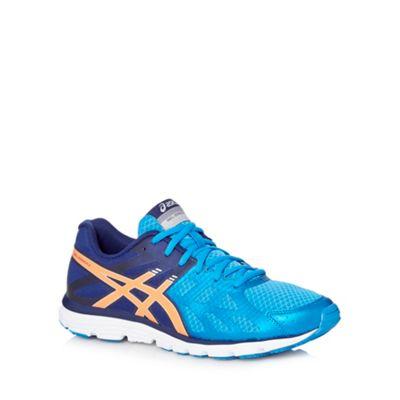 ASICS Blue ´Gel Zaraca 3´ running trainers - . -