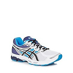 ASICS - White 'Gel Phoenix 6' running trainers