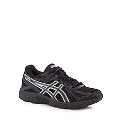 ASICS - Black 'Patriot 7' running trainers
