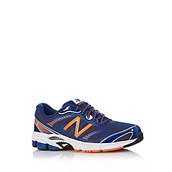 New Balance - Blue 'Stability M660' trainers