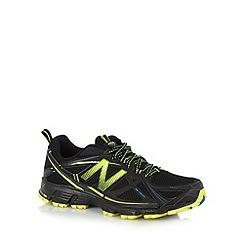 New Balance - Black 'Trail 610V3' trainers