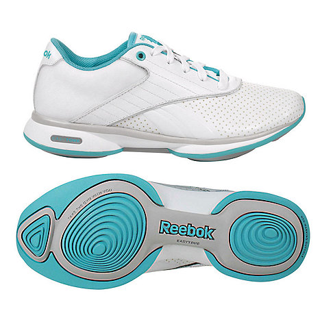Reebok - White +Easytone Reinspire+ trainers