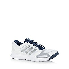 adidas - White 'Essential Star' trainers
