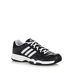 adidas - Black 'Barracks F10' trainers