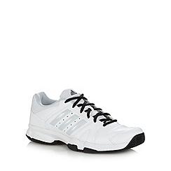 adidas - White 'Barracks F10' trainers