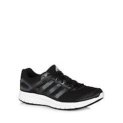 adidas - Black 'Duramo 6' trainers