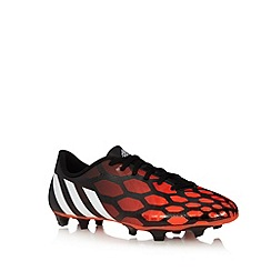 adidas - Black 'Predito Instinct' firm ground football boots