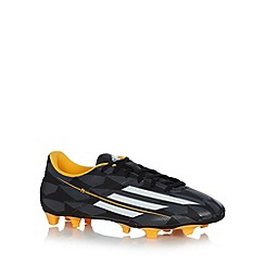 adidas - Black 'F5 FG' football boots