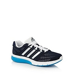 adidas - Navy 'Turbo 3.0' running trainers