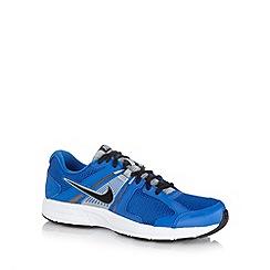 Nike - Blue mesh 'Dart 10' running trainers