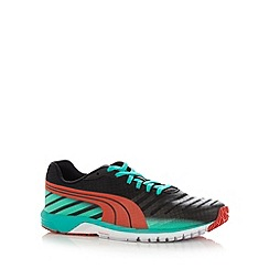 Puma - Black 'FAAS 300' running trainers