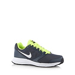 Nike - Grey 'Downshifter 7' trainers
