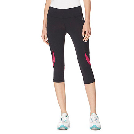 XPG - Black running capri pants