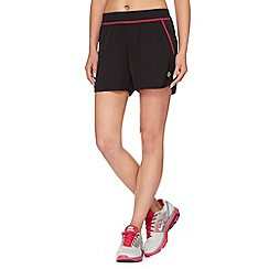 XPG by Jenni Falconer - Black tipped running shorts