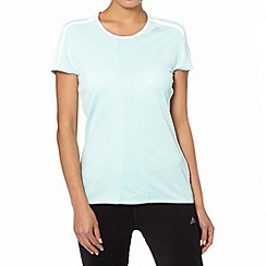 adidas - Light green 'Response' t-shirt